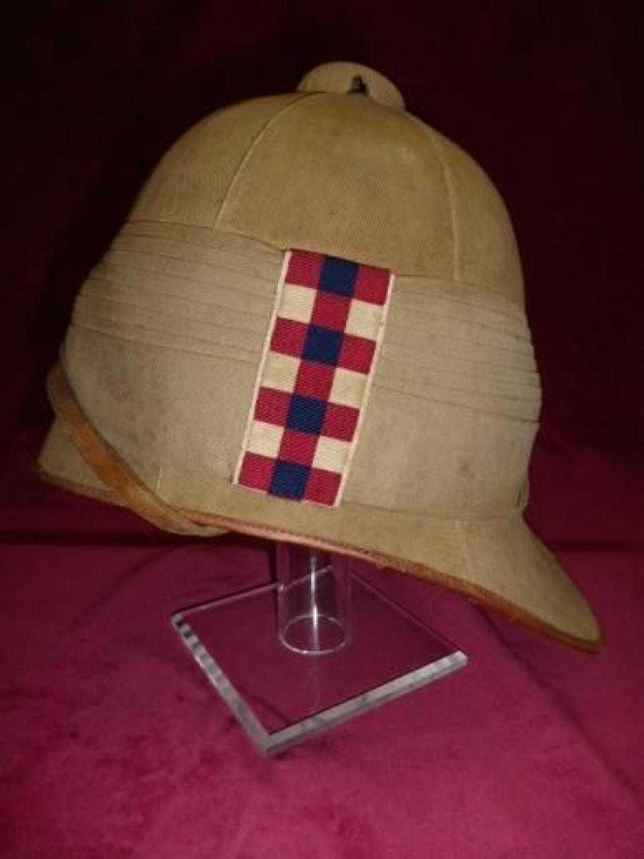 Scots Guards British Pattern 1877 Foreign Service Helmet