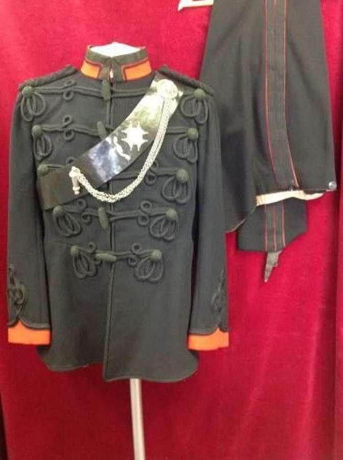 COKES RIFLES, Uniform & Accoutrements. In Superb original condition.
