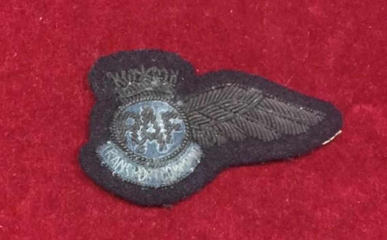 WW2 RAF Transport Command 1/2 Wing