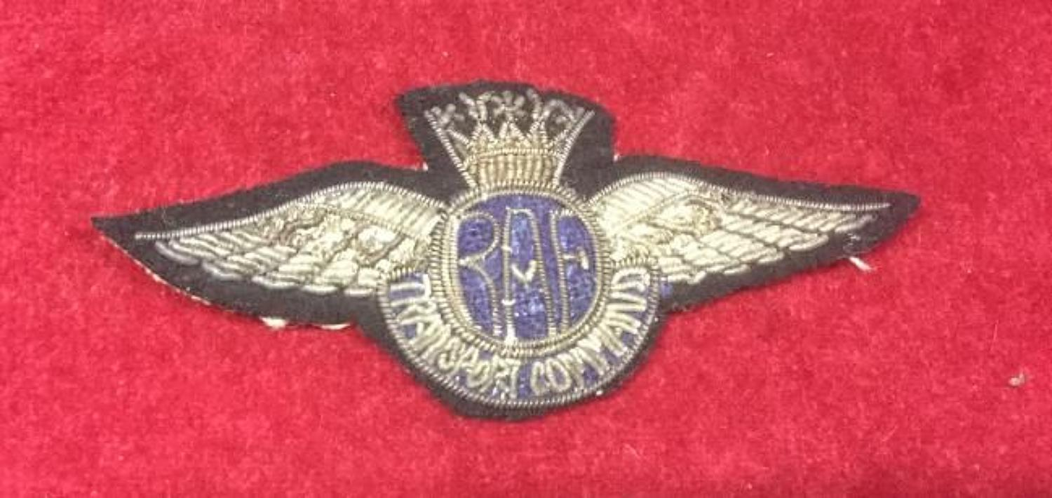 WW2 RAF Transport Command Wings