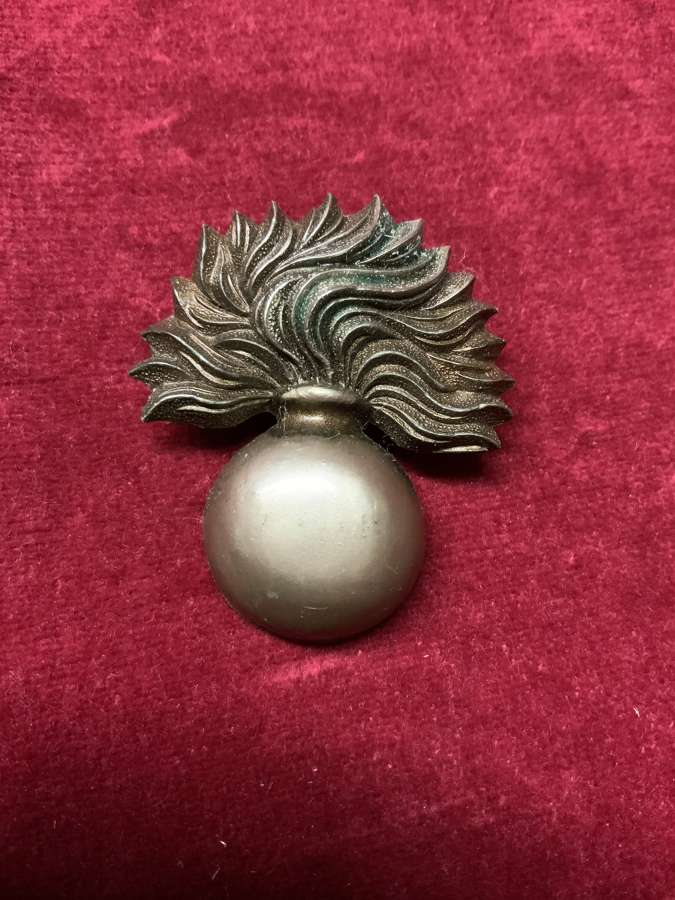 Grenadier Guards Plastic Cap Badge