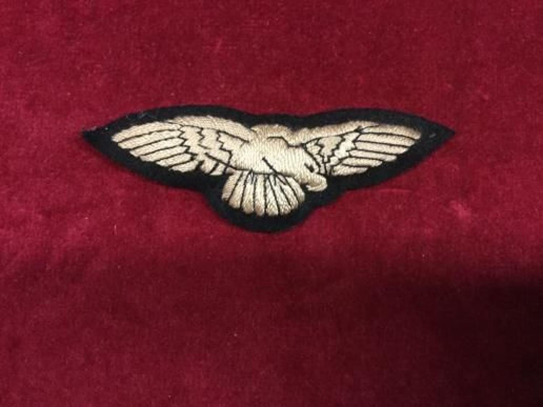 Royal Air Force Preliminary Pilots Wings