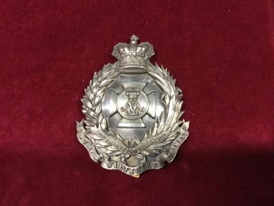 2nd Volunteer Battalion The Wiltshire Regiment Officers Shoulder Belt