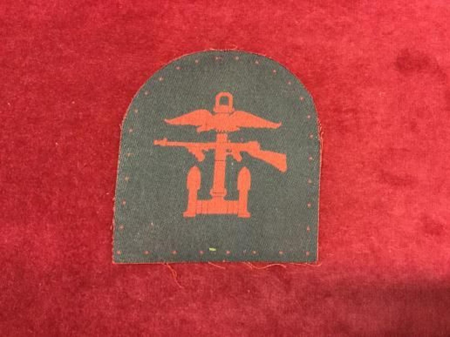 Combined Operations Shoulder patch