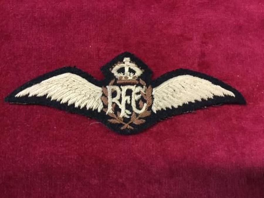 Royal Flying Corps Wings