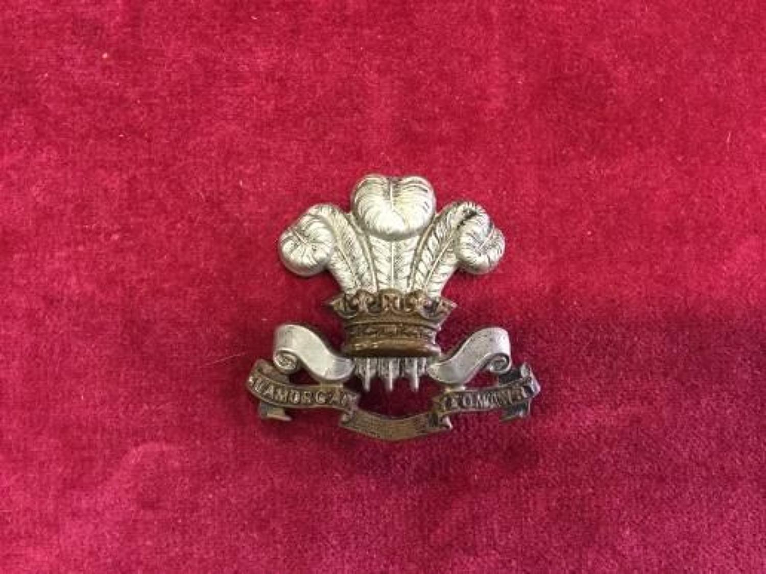 Glamorgan Yeomanry OR's Cap Badge