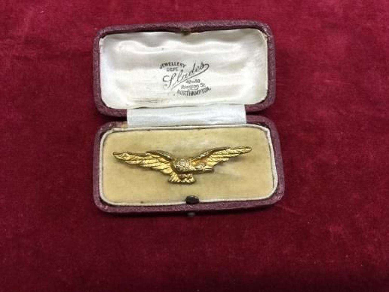 RAF Pathfinders Badge