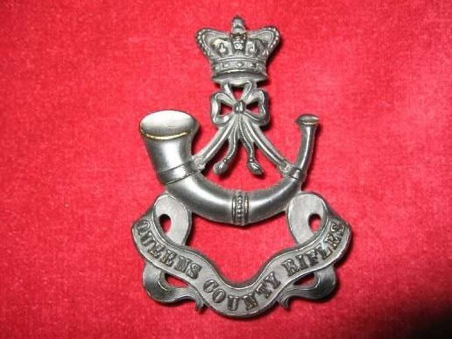 Royal Queens County Rifles, 4th BattalionThe Prince of Wales's Leinste