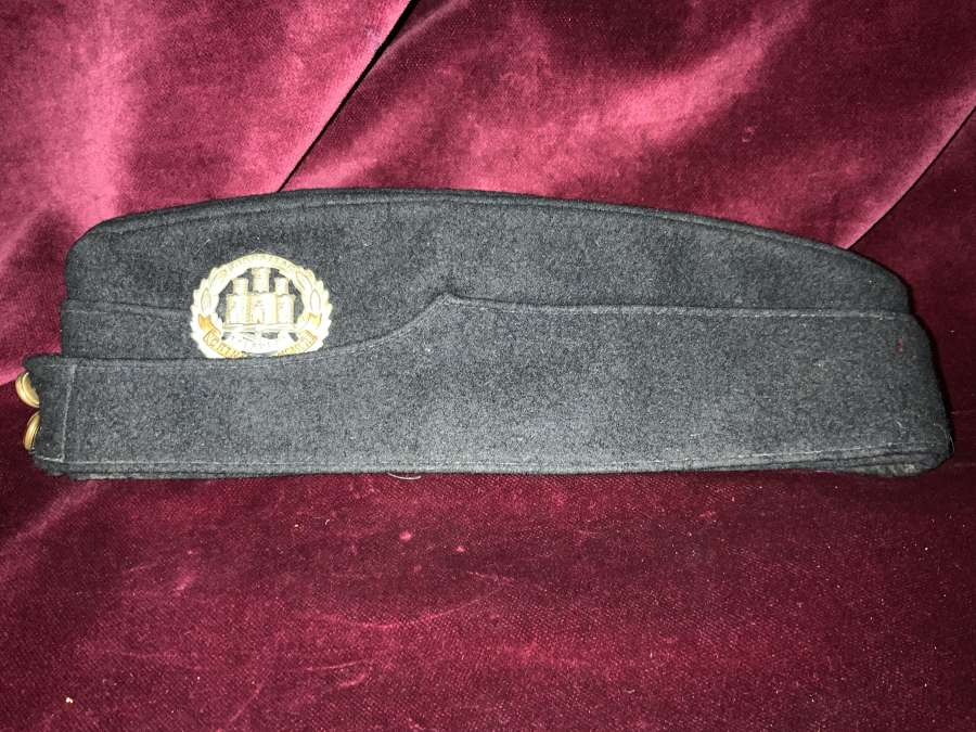 Northamptonshire Regiment Other Ranks, Side Cap.