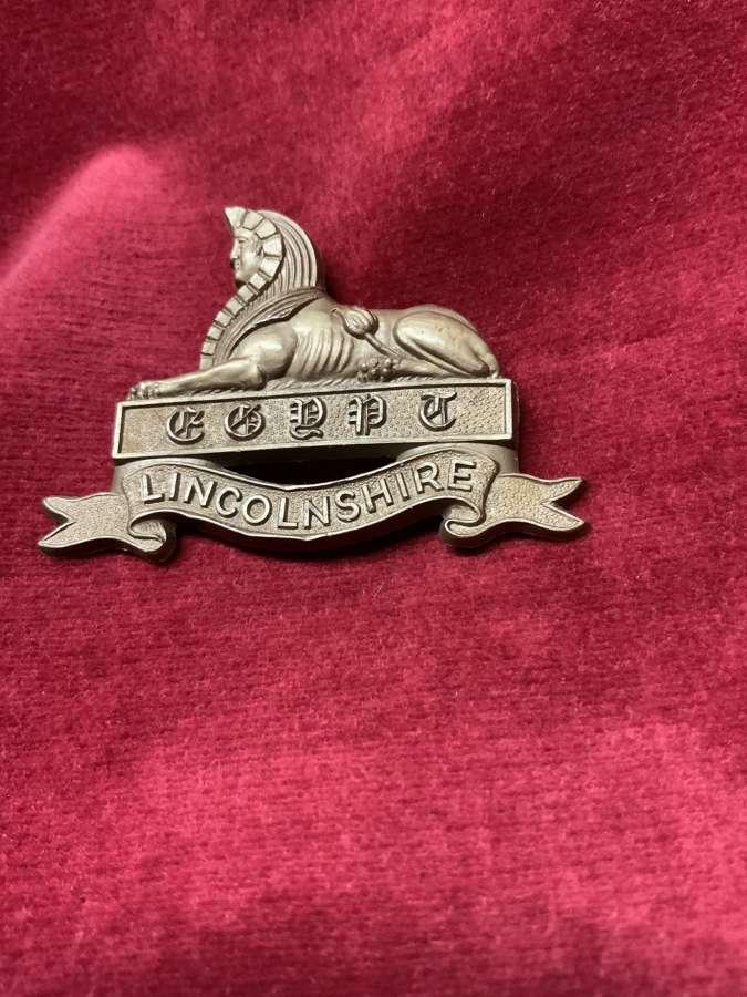 Lincolnshire Regiment