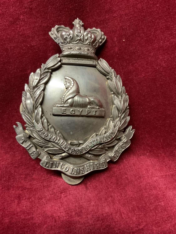 Lincolnshire Regiment 2nd VB, Officers SBP.