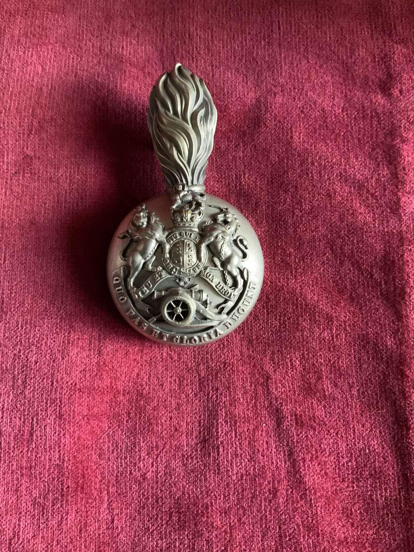 Royal Artillery Volunteer Officers Busby Badge