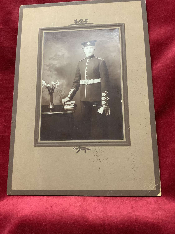 Royal Marine Light Infantry, Cabinet Photograph