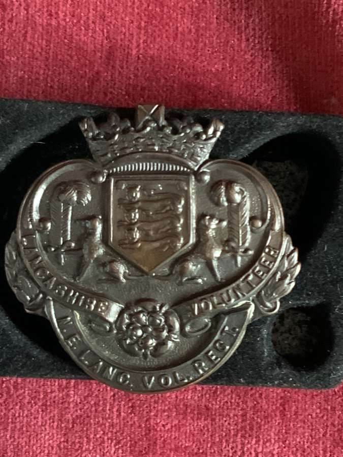 Lancashire Volunteers, N.E. Lanc Vol. Regt.