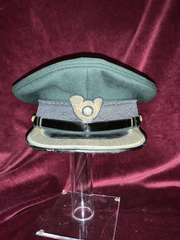 Kings Own Yorkshire Light Infantry, Field Rank Cap.