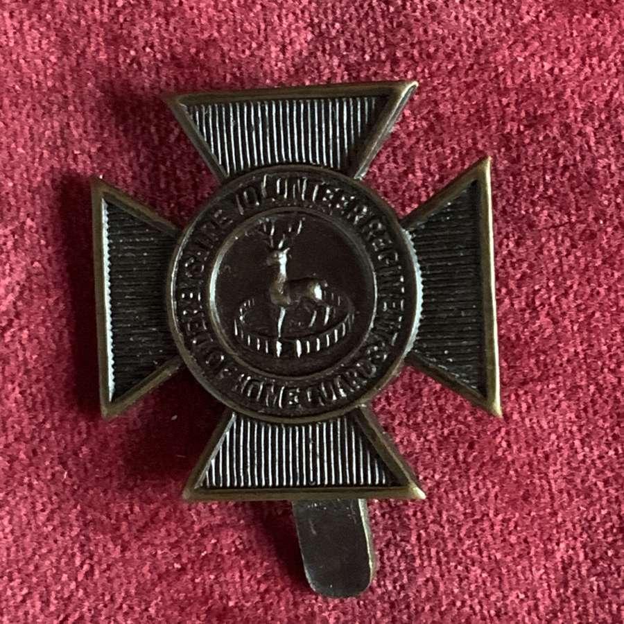 Derbyshire Volunteer Regiment, Home Guard