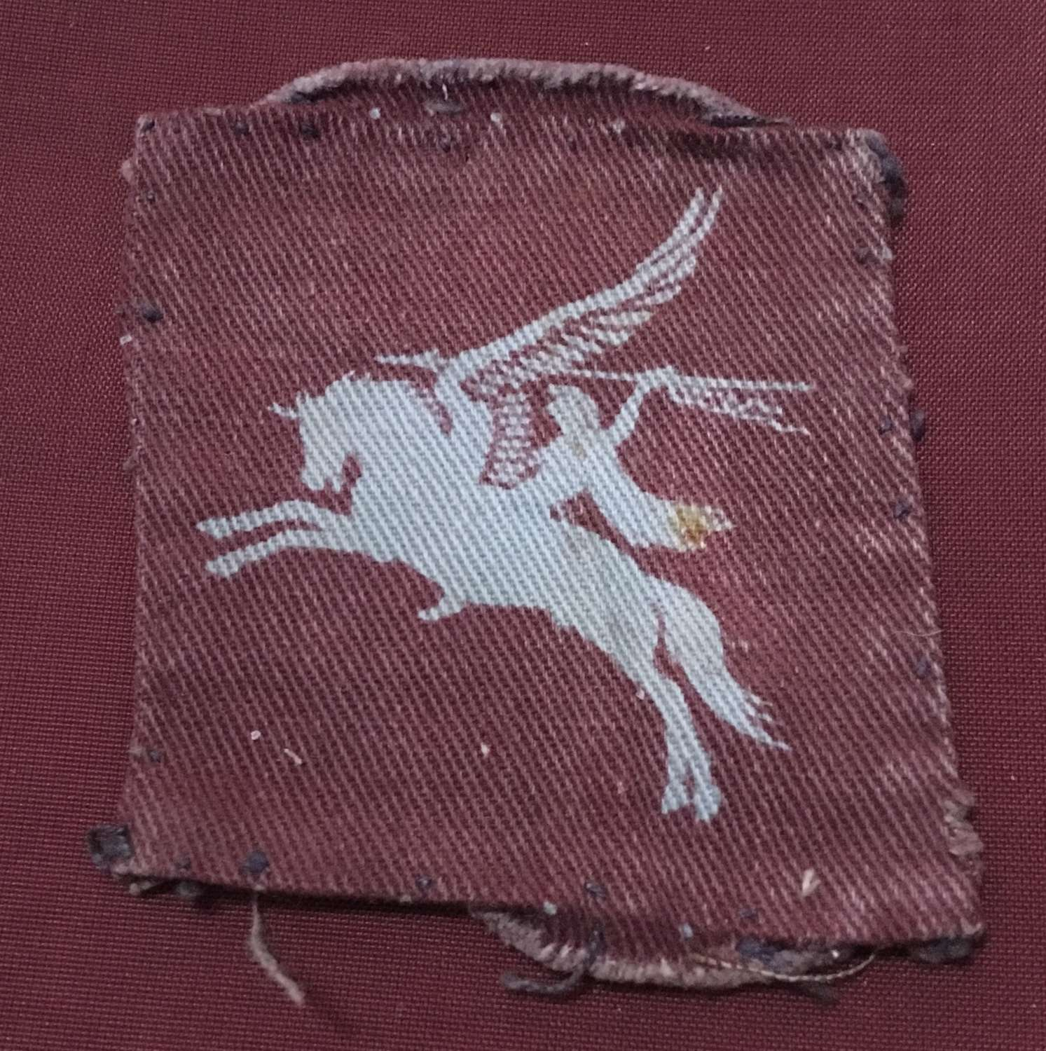 1st/6th Airborne Div (Pegasus) Formation Sign