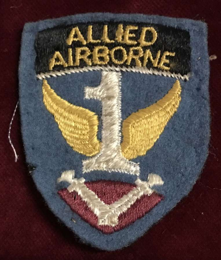 First Allied Airborne Army